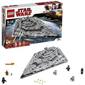 Lego 75190 - Star Wars The Last Jedi 75190 First Order Star Destroyer