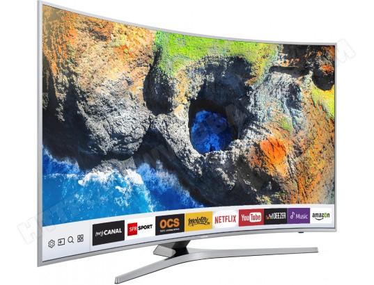 "TV incurvée 49"" Samsung UE49MU6645- 4K UHD, LED VA, smart TV (via ODR de 100€)"