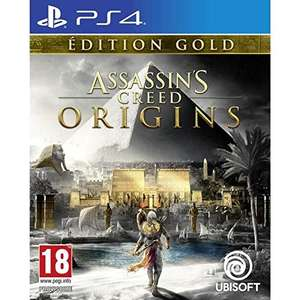 Assassin's Creed Origins Gold Edition - Le jeu + Season Pass sur PS4 ou Xbox One