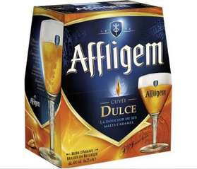 Lot de 2 Packs de Bières Affligem Dulce - 12x25cl (via BDR)