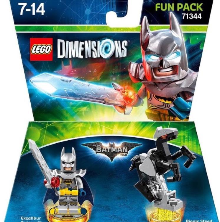 [Prime] LEGO Dimensions Pack Héros - Excalibur Batman