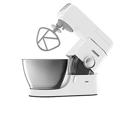 Robot Pâtissier Kenwood Chef KVC3100W - 1000W, 4.6L