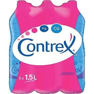 40% de réduction sur une sélection de produits - Ex : 2 packs d'eau minérale Contrex (6 x 1.5L)