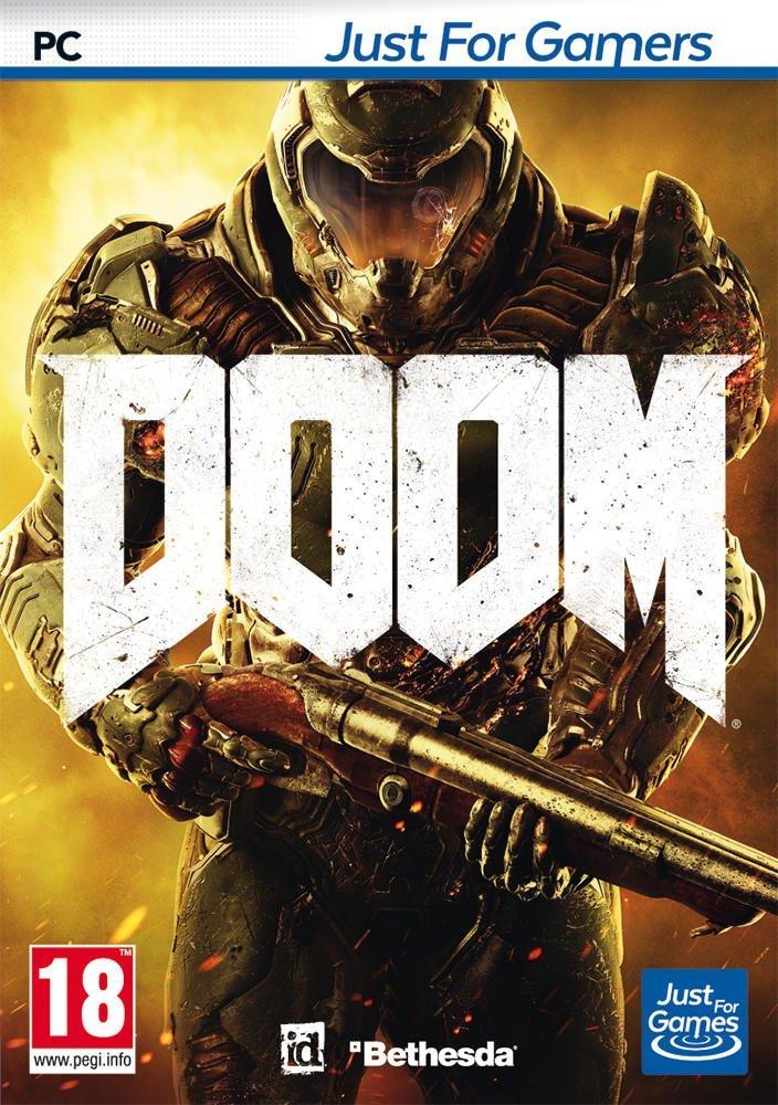 Sélection de jeux en promotion - Ex: Doom sur PC