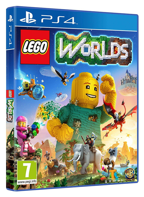 Jeu Lego World sur PS4