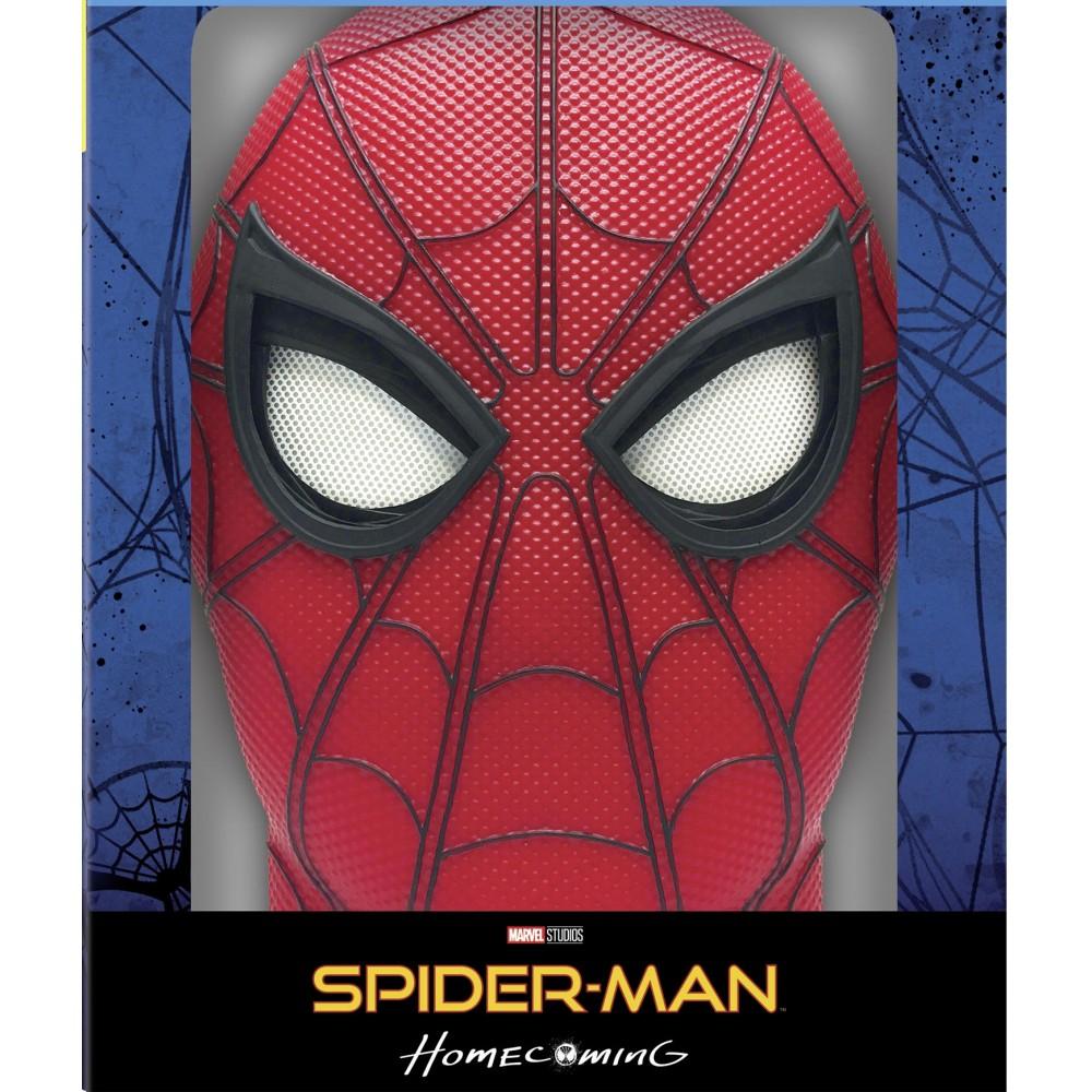 Coffret Spider-Man Homecoming en DVD à 15€ ou Blu-ray