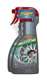 lot 2 nettoyants jantes Neo Clean 500mL