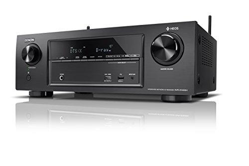 Amplificateur Home Cinema 7.2 Denon AVR-X1400h - UHD 4K, HDR, Wi-Fi, Bluetooth, Multiroom