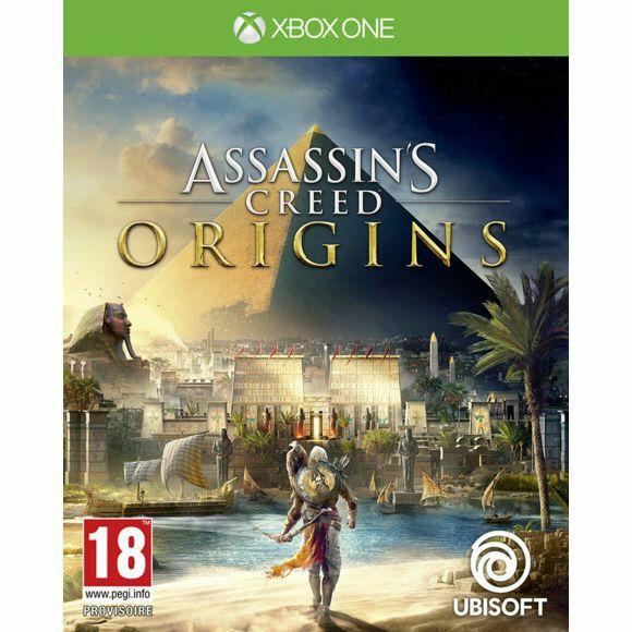 Assassin's Creed Origins sur Xbox One (version boîte) et PC (dématérialisé)