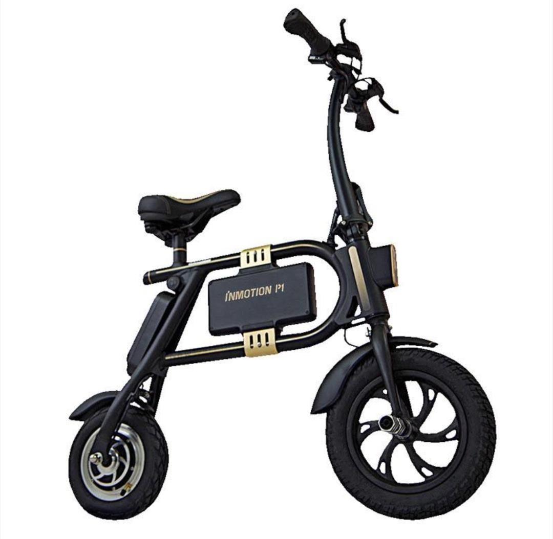 Mini Scooter électrique Inmotion P1 - Noir