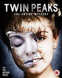 Coffret Blu-ray Twin Peaks - The Entire Mystery complet