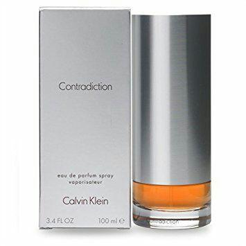 Eau de parfum pour femme Calvin Klein Contradiction - 100ml