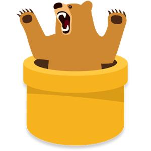 VPN Tunnel Bear - 5,5Go de données / mois gratuites à vie (au lieu de 500 Mo)