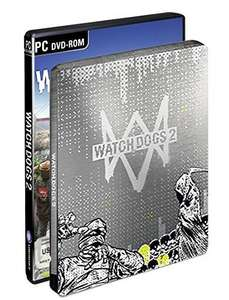 Watch Dogs 2 + Steelbook pour PC (Version Boite)