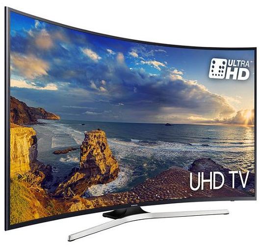 "TV 49"" Samsung UE49MU6220 - 4K UHD HDR, Incurvée"