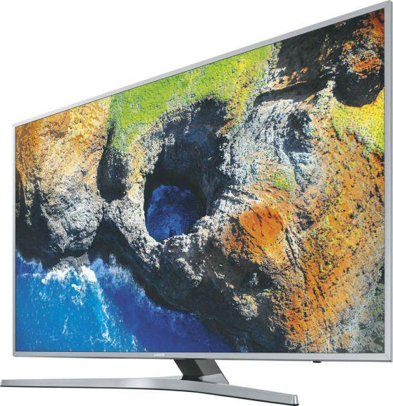 """TV 55"""" Samsung UE55KU6450 - 4K UHD, Smart TV, 1500 PQI (avec 374.50€ sur la carte via paiement CB Casino)"""