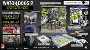 Watch Dogs 2 - Édition Collector The Return of DedSec à 73.07€ sur PC et 78,29€ sur PS4