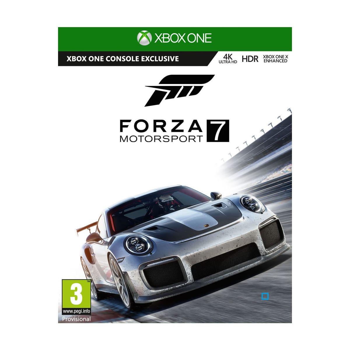 Sélection de Jeux en Promotion - Ex: La Terre du Milieu L'Ombre de la Guerre sur PS4 ou Xbox One à 34,99€ & Forza Motorsport 7 sur Xbox One