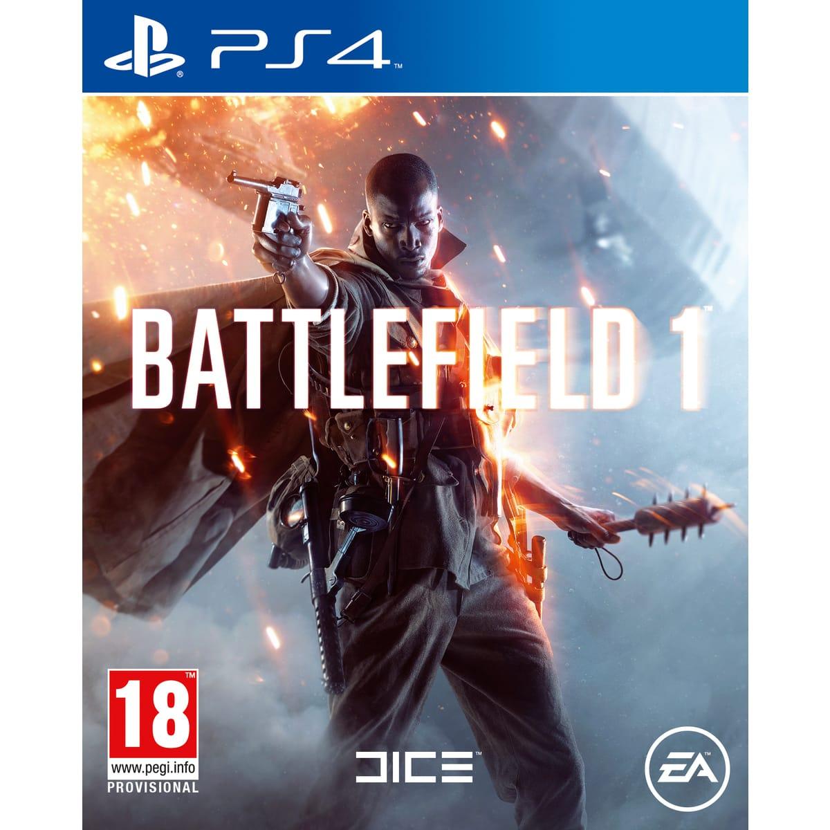 Sélection de Jeux en Promotion - Ex: La Terre du Milieu L'Ombre de la Guerre à 34,99€ & Battlefield 1 sur Xbox One ou PS4
