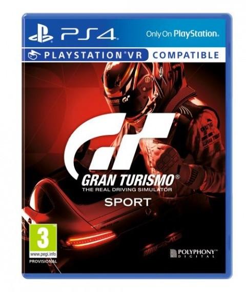 Gran Turismo Sport + Qui es tu? sur PS4