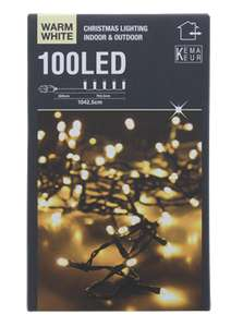 Promotion - Illumination de Noël 100 led