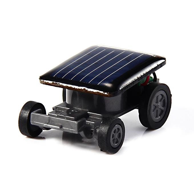 Voiture à l'énergie solaire (jouet)