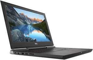 "PC portable 15.6"" Dell Inspiron 15 7577 - FHD IPS, i7-7700HQ, GTX-1060, 16 Go de RAM, 1 To + 256 Go en SSD"