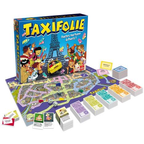 Jeu de société Goliath Taxifolie (avec 3,2€ sur carte fidélité)