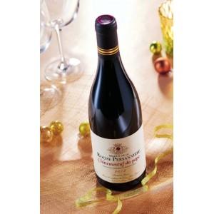 Bouteille de vin Chateaûneuf du pape Reserve de la Persannière 2016 (Carrefour market)