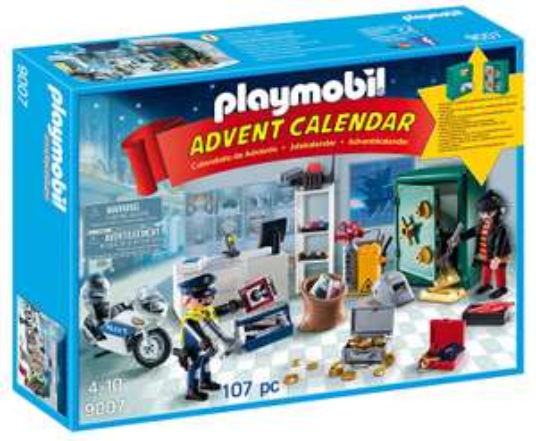 [CDAV] Calendrier Avent Playmobil Policier