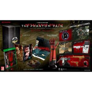 Précommande Metal Gear Solid V Phantom Pain édition collector PS4/XONE