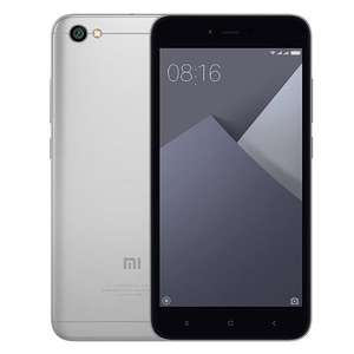"""Smartphone 5.5"""" Xiaomi Redmi Note 5A - SnapDragon 425, 2 Go de RAM, 16 Go, 4G (B20), noir"""