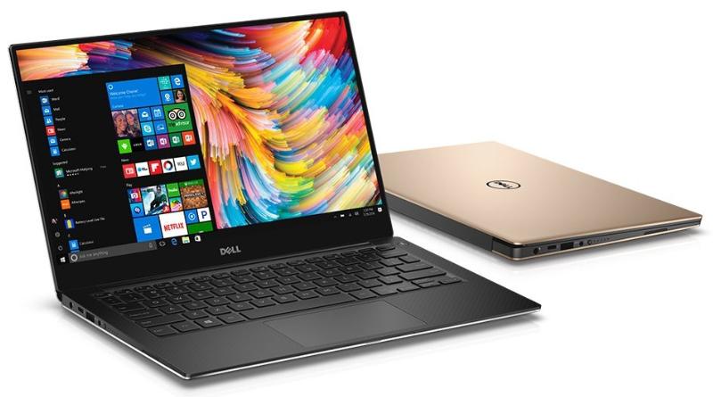 """PC portable 13.3"""" Nouveau XPS 13 - FHD IPS, i7-8550U, 16 Go de RAM, 512 Go SSD"""