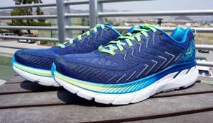 Chaussures running route homme Hoka Clifton 4