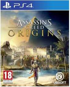 Jeu Assassin's Creed Origins sur Xbox One ou PS4 (Cora Drive Lens 2 - 62)