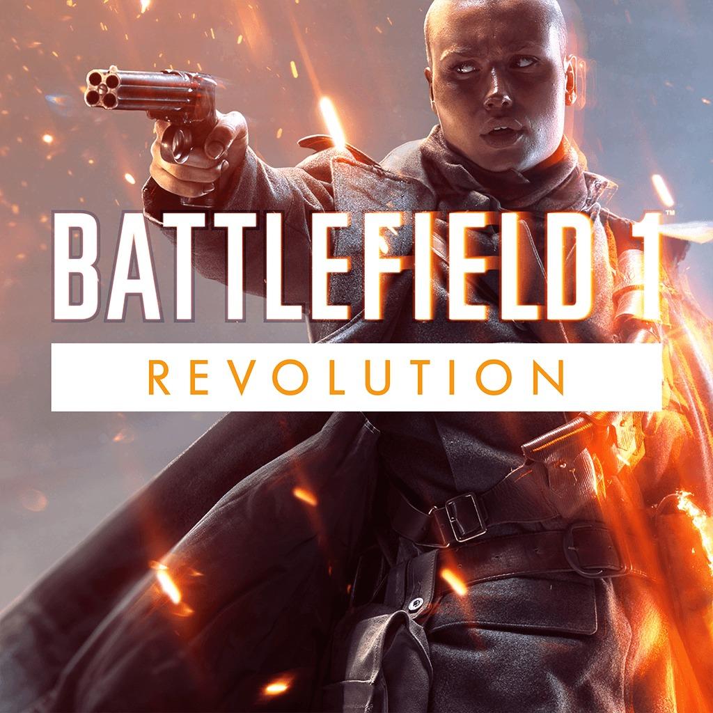 Jeu Battlefield 1 - Edition Révolution sur PC avec DLCs et le Pass Premium (Dématérialisé, Origin)