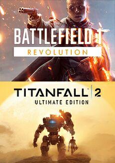 Battlefield 1 Révolution + Titanfall 2 Ultimate Édition sur PC (Dématérialisé, Origin)