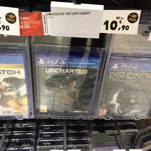 Uncharted: The Lost Legacy sur PS4 - Blagnac (31) Eleclerc
