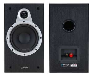 Paire d'enceintes bibliothèques Tannoy Eclipse One (Homeavdirect)