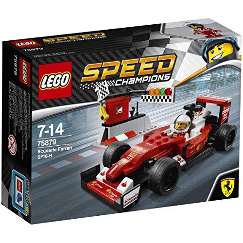 [Prime] Jouet Lego Speed Champions - Scuderia Ferrari SF16-H