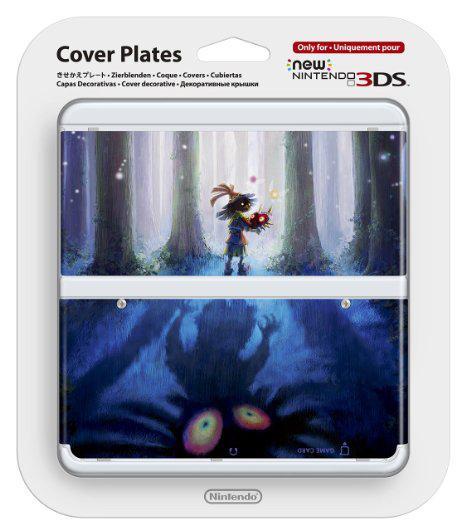 Coque New 3DS Zelda (n°23 / n°24)
