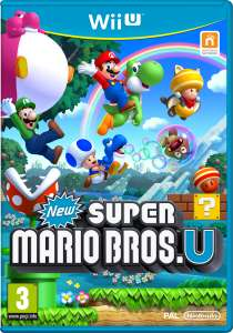 New Super Mario Bros. U  sur Wii U