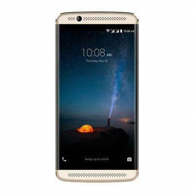 "Smartphone 5.2"" ZTE Axon 7 Mini Or - Full HD, Snapdragon 617, RAM 3 Go, ROM 32 Go (Avec B20)"