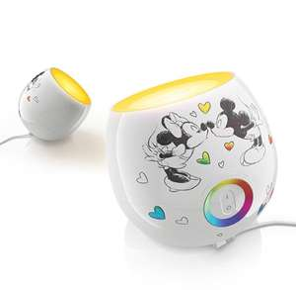Lampe Phillips Living Colors mini Mickey