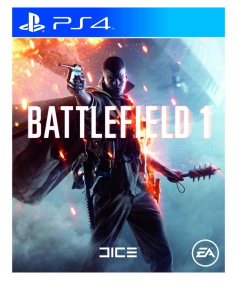 Jeu Battlefield 1 sur PS4 - Créteil (94)
