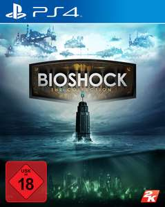 BioShock : The Collection sur PS4 (Frontaliers Allemagne)
