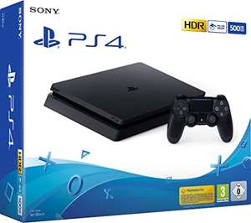 Console Sony PS4 Slim 500 Go - Noir