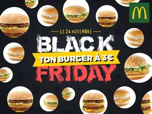 Hamburger big mac filet o fish ou mc chicken chez for Filet o fish friday 2017