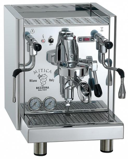 10% de réduction sur tout le site (Machines Espresso)