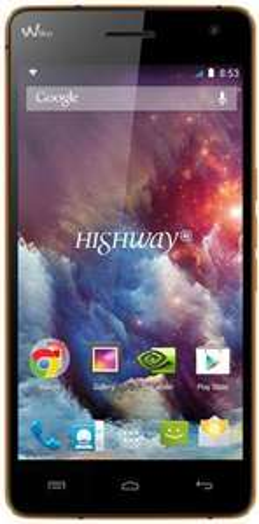 Smartphone Wiko Highway 4G 16 Go (plusieurs couleurs dispo)